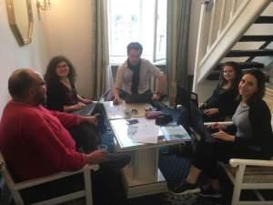PIE+ final evaluation meeting 2