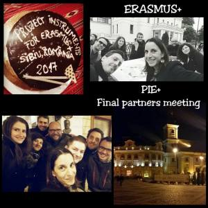 PIE+ final evaluation meeting 3